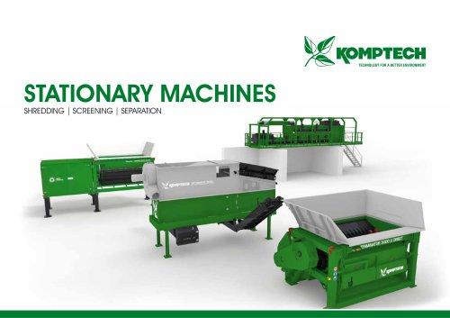 stationary machines