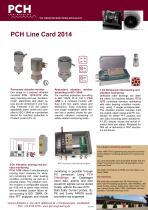 PCH Line Card 2014