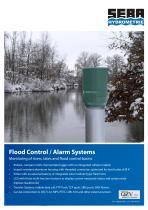 Flood Control - Alarm Systems