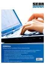 Software DEMASvis