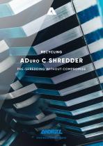 ADuro C shredder