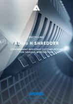 ADuro H shredder