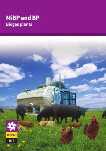 Biogas plants