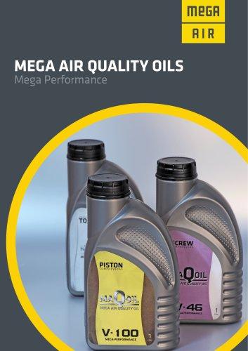 MEGA AIR QUALITY OILS