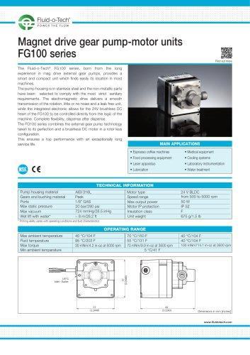 FG100 series