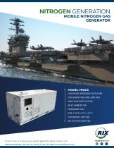 NITROGEN GENERATION MOBILE NITROGEN GAS GENERATOR