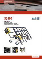 Slab trolley SC 500