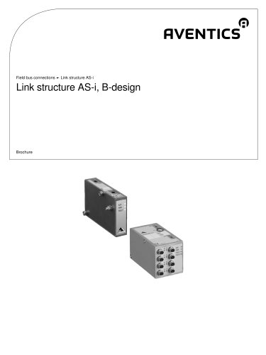 Link structure AS-i, B-design