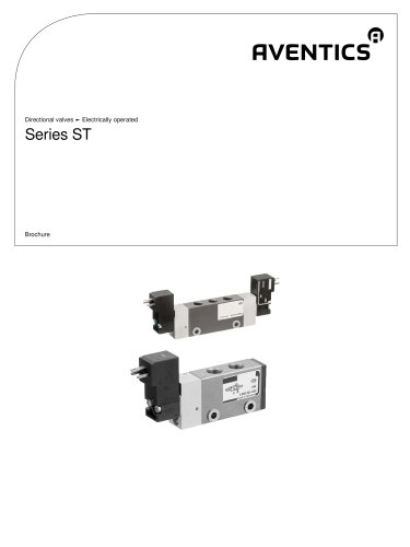 Series ST electrically operated