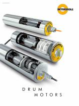 Interroll Drum Motors