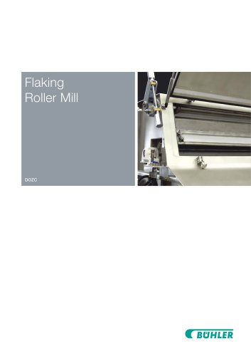 Flaking Roller Mill DOZC