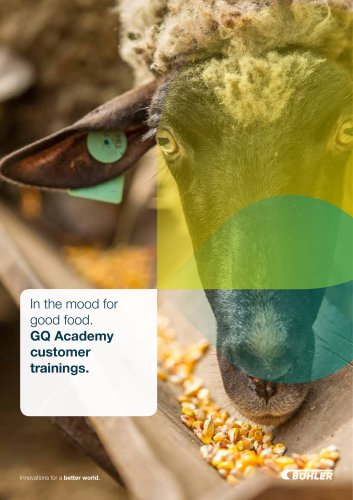 GQ Academy customer trainings