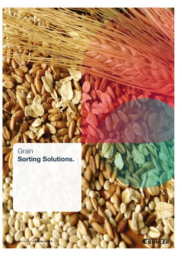Grain Solution Brochure