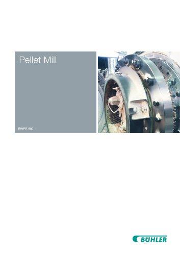 Pellet Mill RPWR