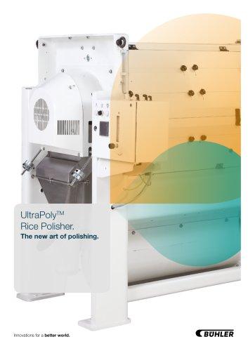 UltraPoly rice polisher