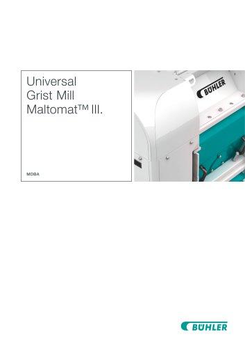 Universal Grist Mill Maltomat