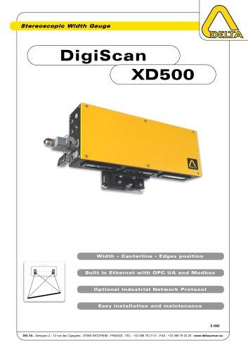 DigiScan XD500