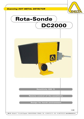 Rota-Sonde DC2000