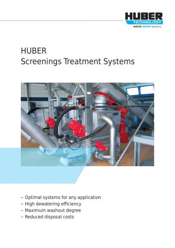 Overview Brochure Screenings Treatment