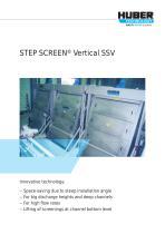 STEP SCREEN® Vertical SSV