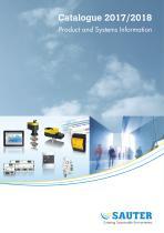 SAUTER Catalogue
