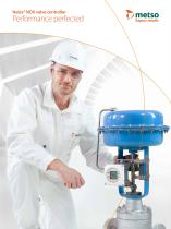 Neles® NDX valve controller Performance perfected