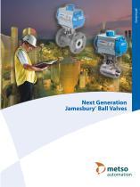 Next Generation Jamesbury Ball Valves