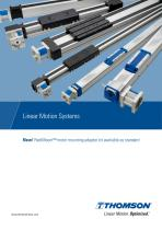 Linear Motion Systems