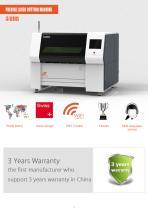 Precise Laser Cutting Machine i5
