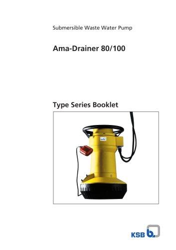 Ama-Drainer 80/100