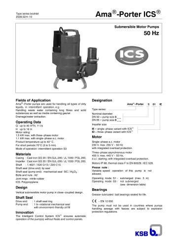 Ama-Porter ICS