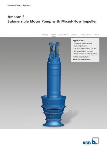 Amacan S 2-page product description