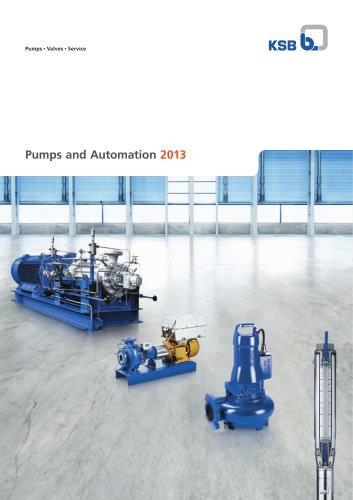 Pumps and Automation