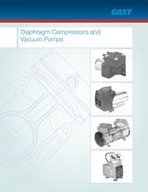 Diaphragm Compressors and Vacuum Pumps