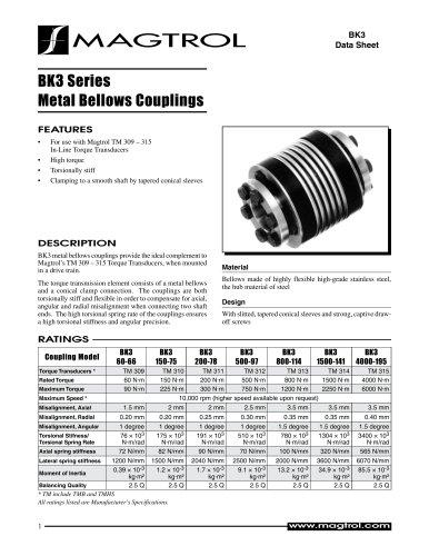 BK3 Series