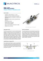 SK-02 Series | Cable force Transducer