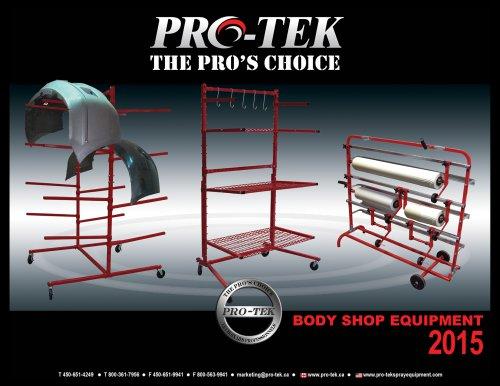 Catalogue Equipment 2015