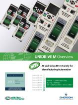 Unidrive M Overview Brochure