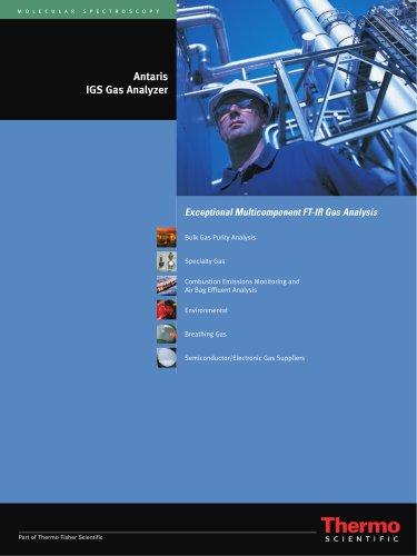 Antaris IGS Gas Analyzer