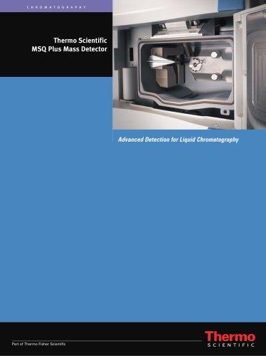 MSQ Plus Mass Detector