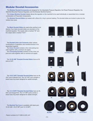 Modular Dovetail Accessories