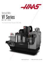 Haas Medium-Sized Vertical Machining Centers