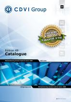 CDVI Catalogue