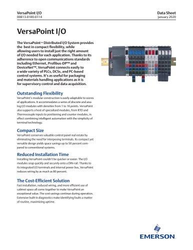 VersaPoint I/O