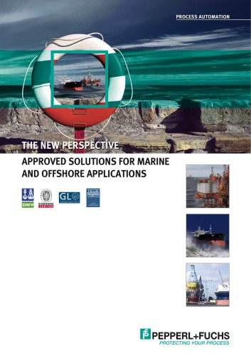 Product information Solutions for marine and offshore applications