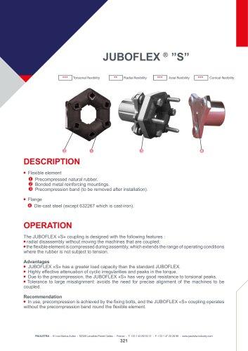 JUBOFLEX® TYPE S