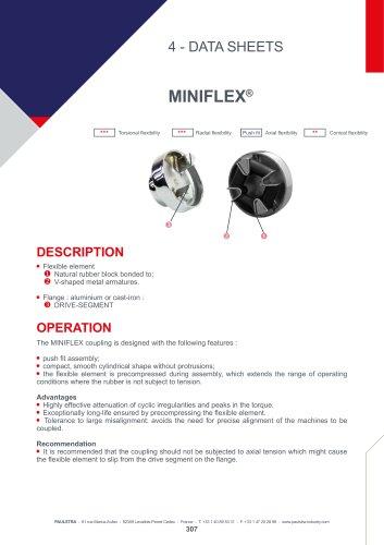 MINIFLEX®