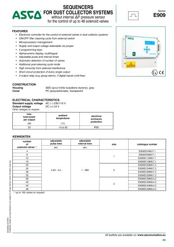 Accessories-Electrical accessories-909-without sensor