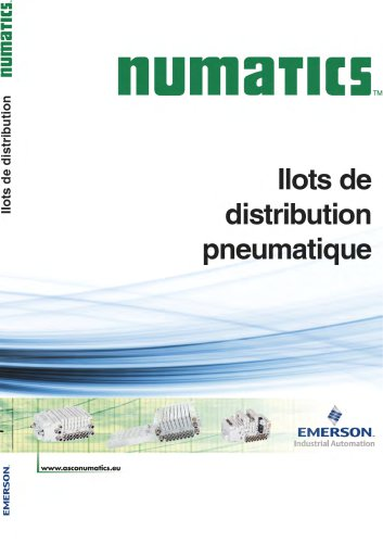 ILOTS DE DISTRIBUTION PNEUMATIQUE