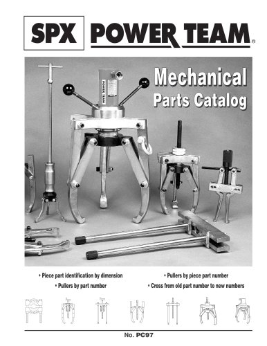 PC97 Mechanical Parts Catalog